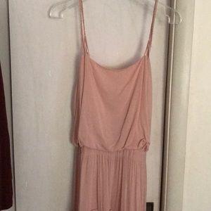 Free People Peach Dress w/tags